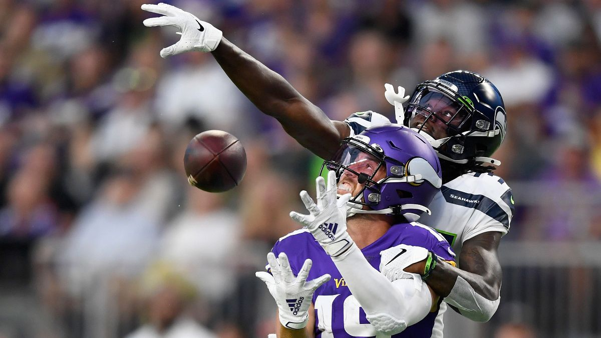 Seahawks vs. Vikings Spread Picks: A Case For Betting Either Side of Sunday Night Football article feature image