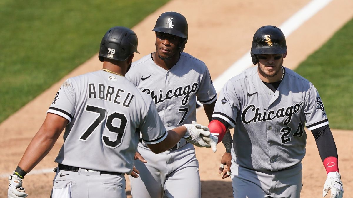 MLB Playoff Odds, Sharp Betting Pick: White Sox vs. Athletics Game 3 (Oct. 1) article feature image