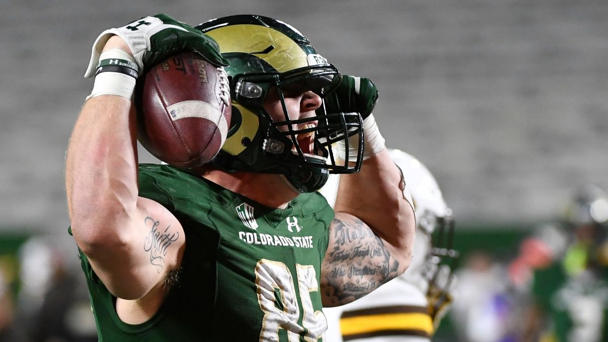 Colorado State vs. Air Force Odds & Promos: Bet $20 on CSU, Win $250 if They Cover, More! article feature image