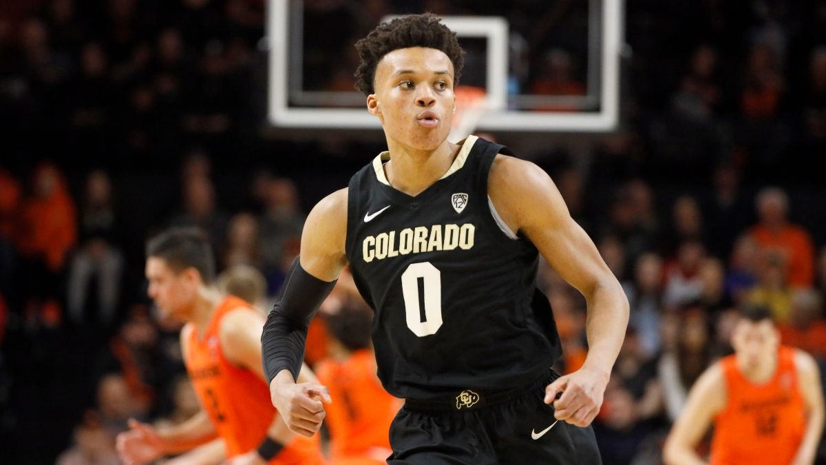 Buffaloes Opening Night Promo: Win $125 if Colorado Makes a 3-Pointer! article feature image