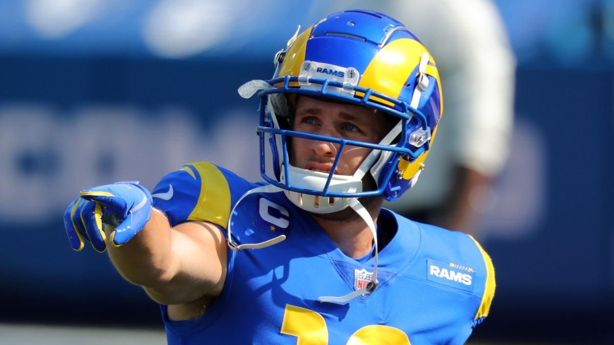 Cooper Kupp Ruled Out of Rams vs. Packers With Knee Injury article feature image