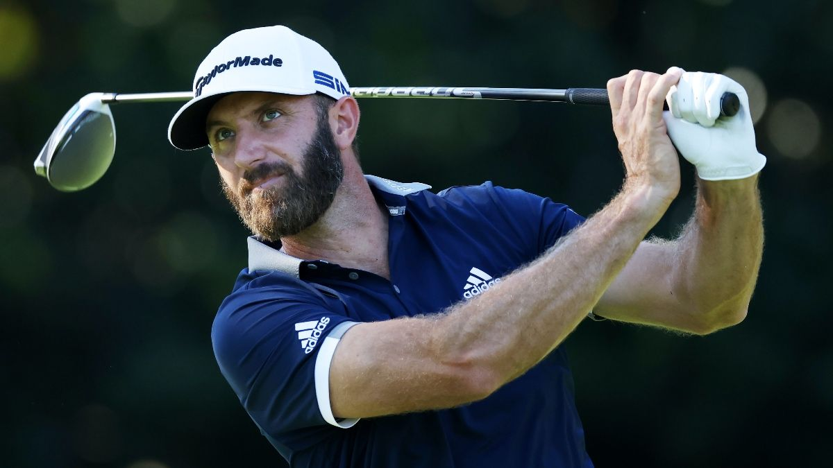 Sobel: DJ, JT Live Plays at Ripe Odds Heading into Masters Weekend article feature image