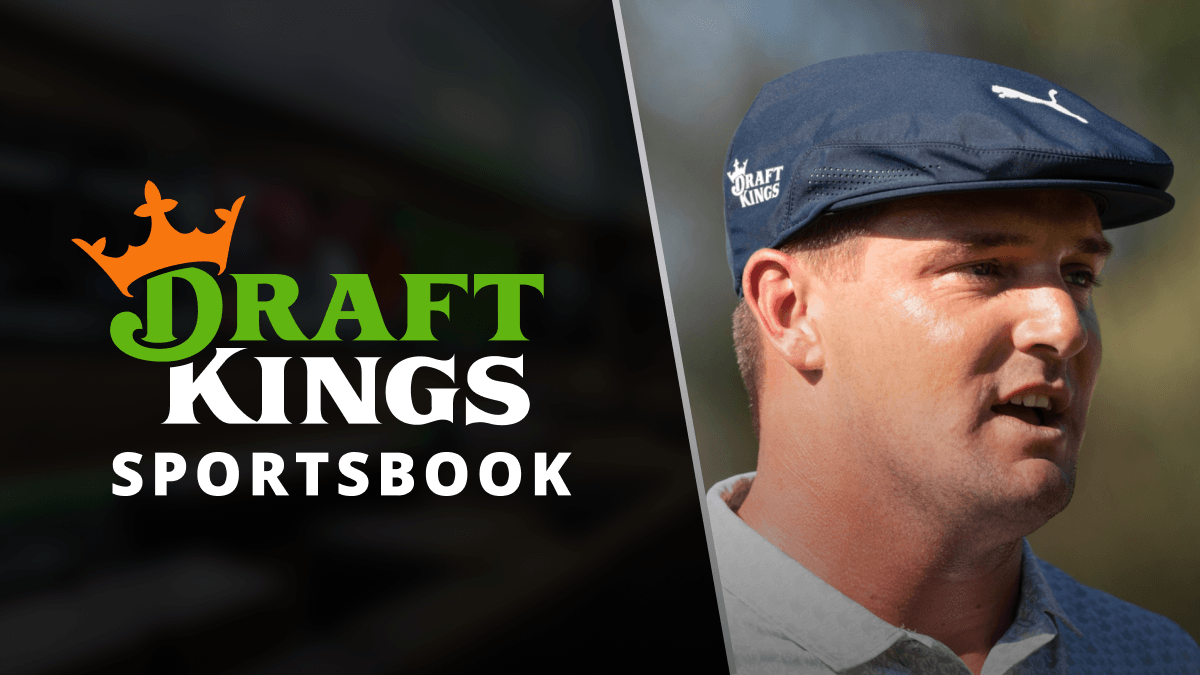 Bryson DeChambeau Signs Endorsement Deal with DraftKings Sportsbook, the First of its Kind article feature image