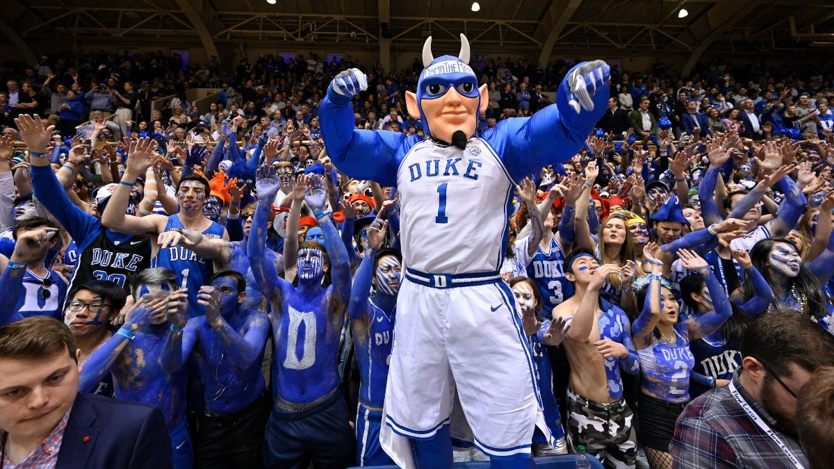 Duke vs. Michigan State Odds & Promos: Win $125 if Duke Makes a 3-Pointer, More! article feature image