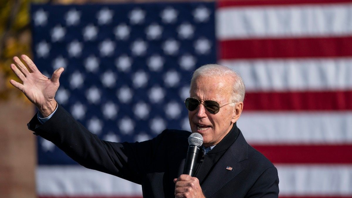 Political Betting Analyst: Smart Money in Europe Is on Joe Biden to Win Presidential Election article feature image