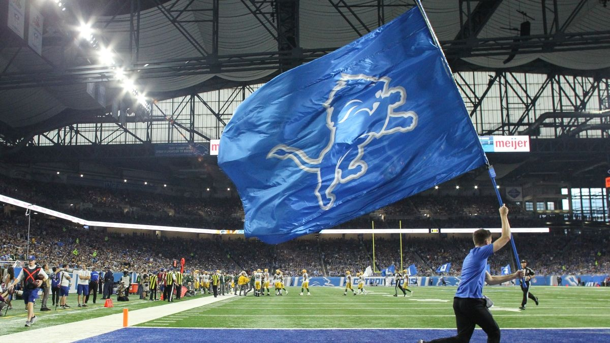 Lions Draft Picks, Team Needs & First Round Betting Odds article feature image