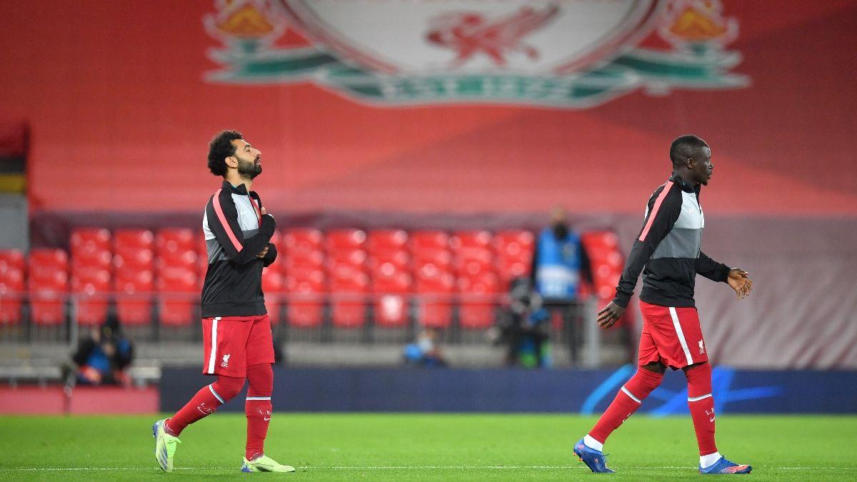 Premier League Betting Odds, Picks & Predictions: Brighton & Hove Albion vs. Liverpool (Saturday, Nov. 28) article feature image