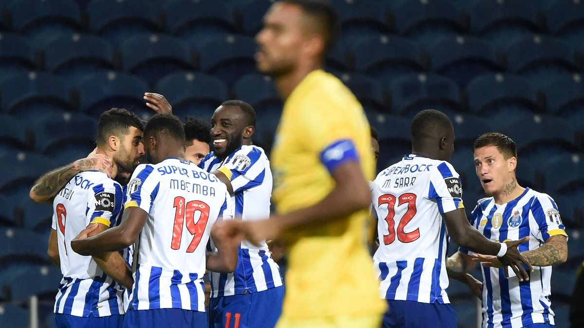 Champions League Betting Odds, Picks & Predictions for Marseille vs. Porto (Wednesday, Nov. 25) article feature image