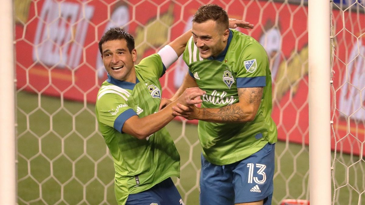 Seattle vs. FC Dallas Odds & Pick: How to Bet Tuesday's MLS Playoff Match (Dec. 1) article feature image