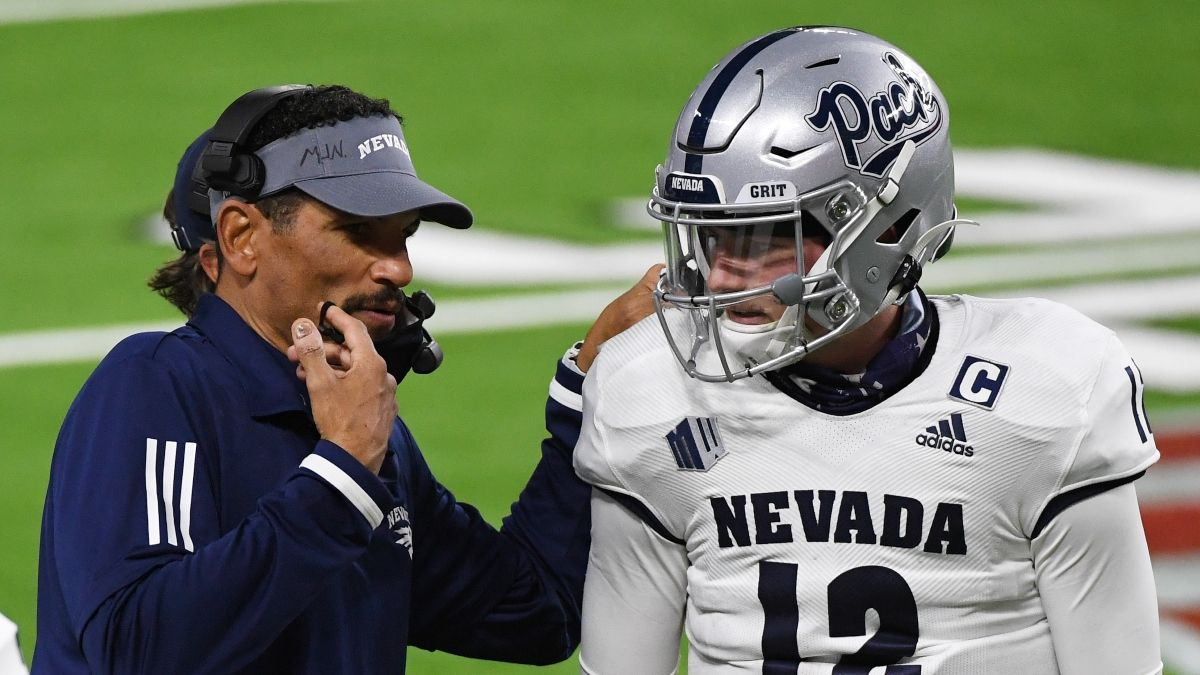 Nevada vs. Utah State Promo: Bet $5, Win $100 if Nevada Covers +50! article feature image