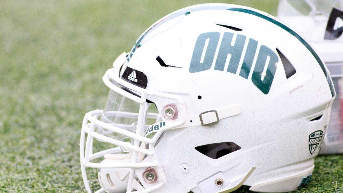 Ohio vs. Central Michigan Promo: Bet $20, Win $125 if Ohio Gains a Yard! article feature image