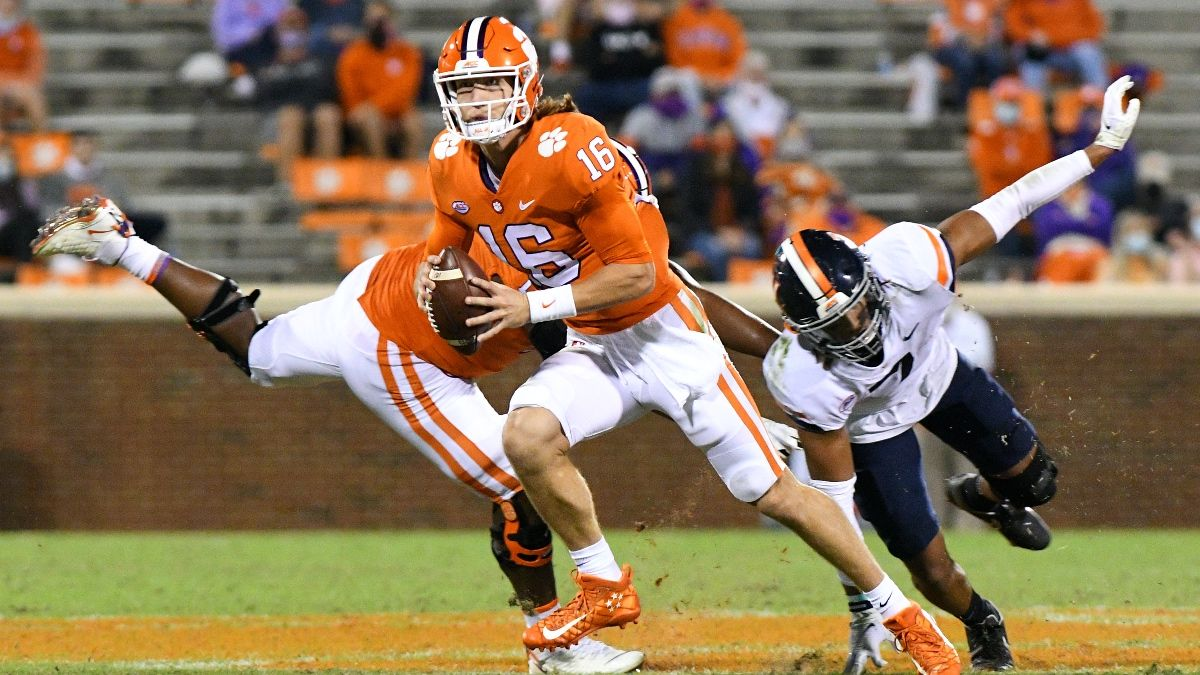 Wilson: My Projected Odds for Every Week 10 College Football Game article feature image