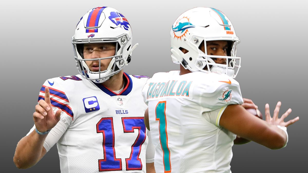 AFC East Odds & Race: Buy Low On the Dolphins To Edge Out the Bills While You Can article feature image