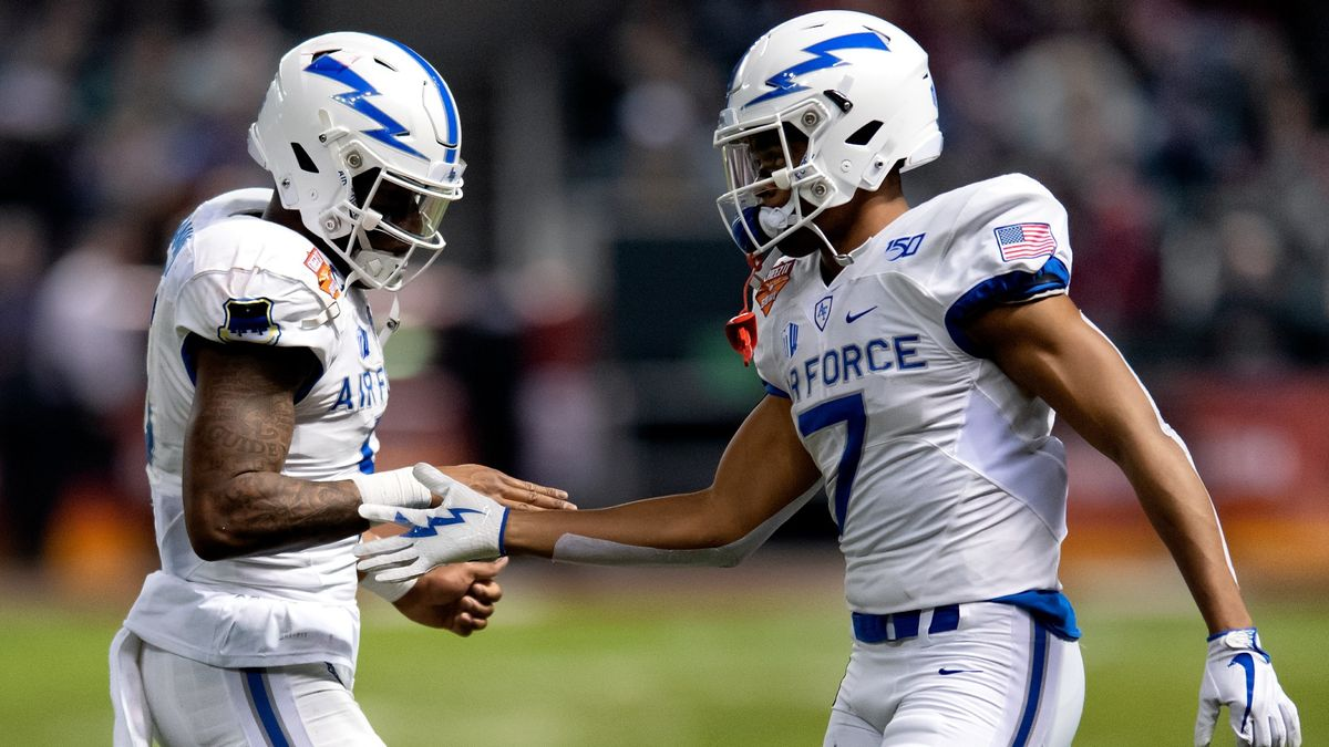 New Mexico vs. Air Force Odds & Picks: Betting Value Friday On Falcons Team Total article feature image