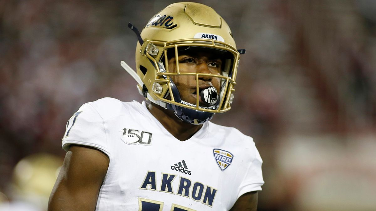 College Football Odds & Pick for Akron vs. Kent State: Betting Value Remains on Golden Flashes Spread article feature image