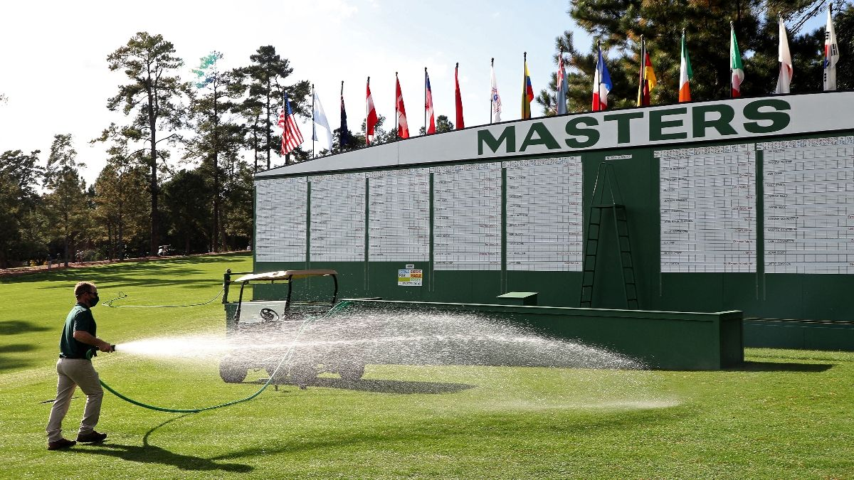 2020 Masters Tournament: How Will Augusta Play in November? We Still Don't Know article feature image