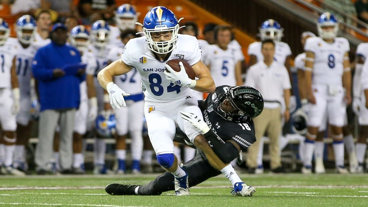 UNLV vs. San Jose State Odds & Pick: Bet Underdog Rebels to Cover the First Half Spread article feature image