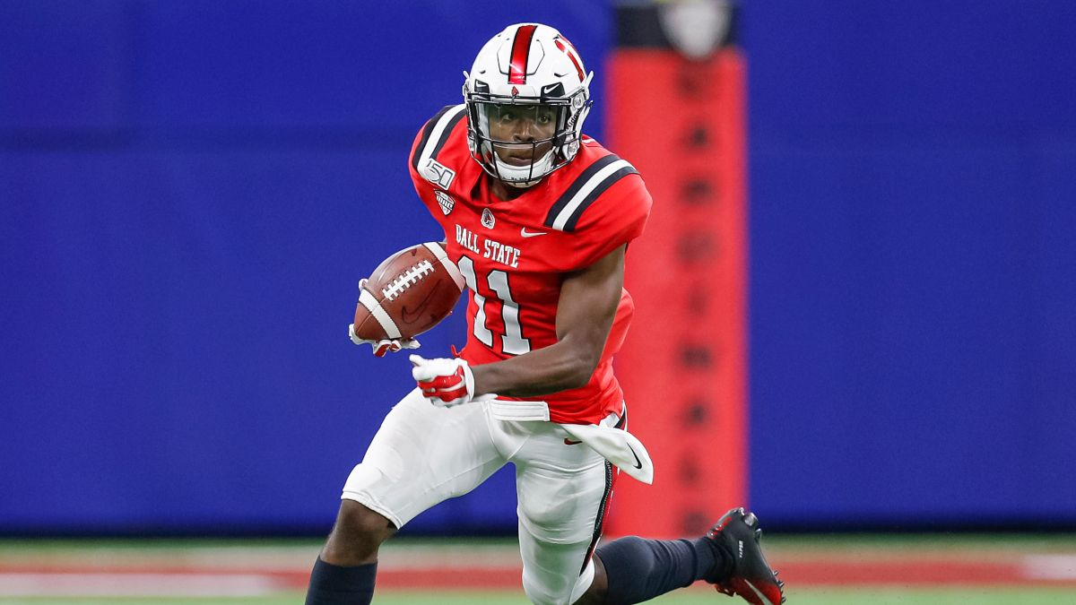 College Football Odds & Picks for Ball State vs. Miami (OH): Roll With the Road Dog Cardinals (Wednesday, Nov. 4) article feature image