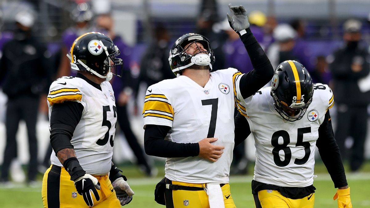 NFL Odds & Picks for Week 9: Sharps Betting Giants vs. Washington, Steelers vs. Cowboys article feature image