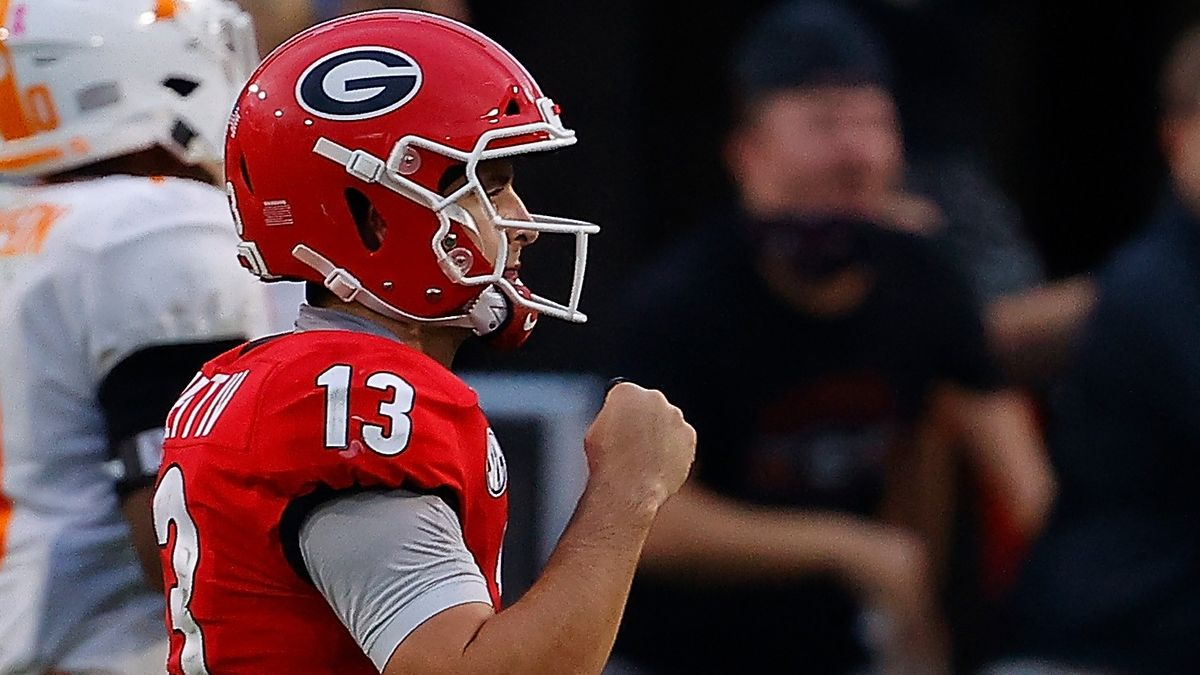 Mississippi State vs. Georgia Odds and Pick: How to Bet This Large SEC Spread on Saturday (Nov. 21) article feature image