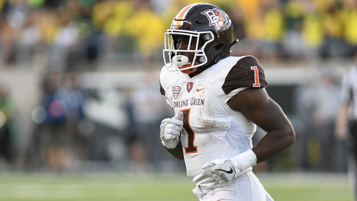 Kent State vs. Bowling Green Odds & Pick: Windy Weather, Sharp Bettors Show Edge on Tuesday's Over/Under article feature image