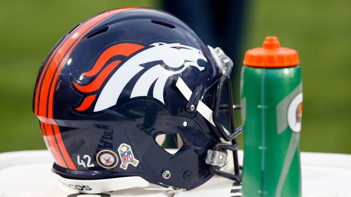 How Broncos QB Kendall Hinton Impacts Sunday's Spread vs. Saints article feature image