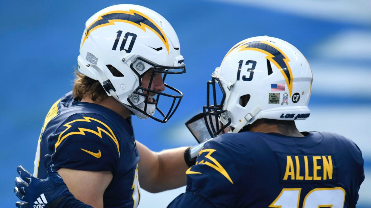 Chargers vs. Dolphins Odds & Picks: How To Bet L.A. On Sunday article feature image