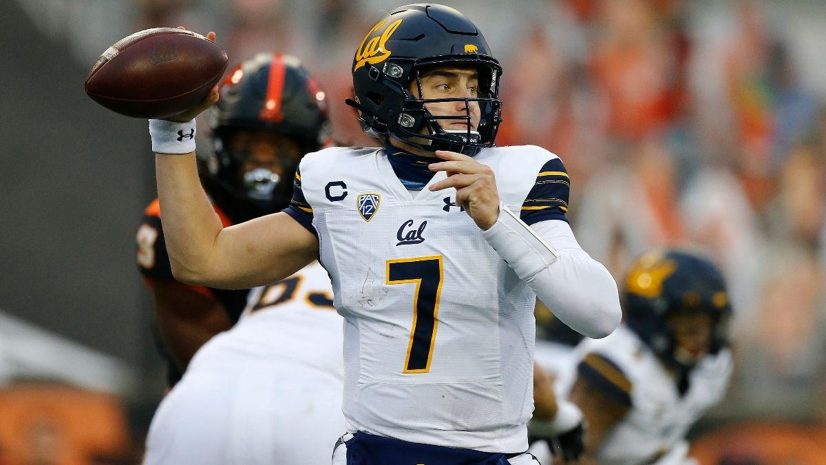 Cal vs. Washington College Football Odds, Picks, Predictions: How To Bet Pac-12 After Dark (Sept. 25) article feature image