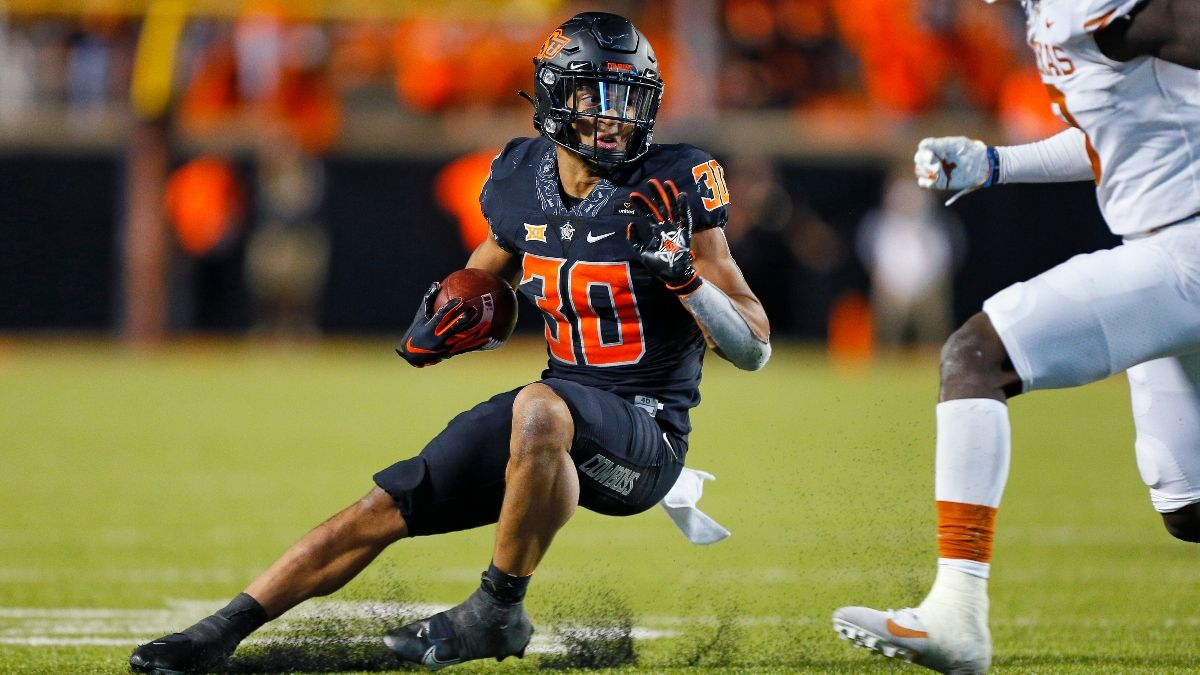 College Football Odds & Picks for Texas Tech vs. Oklahoma State: Bet the Pokes Over Red Raiders article feature image