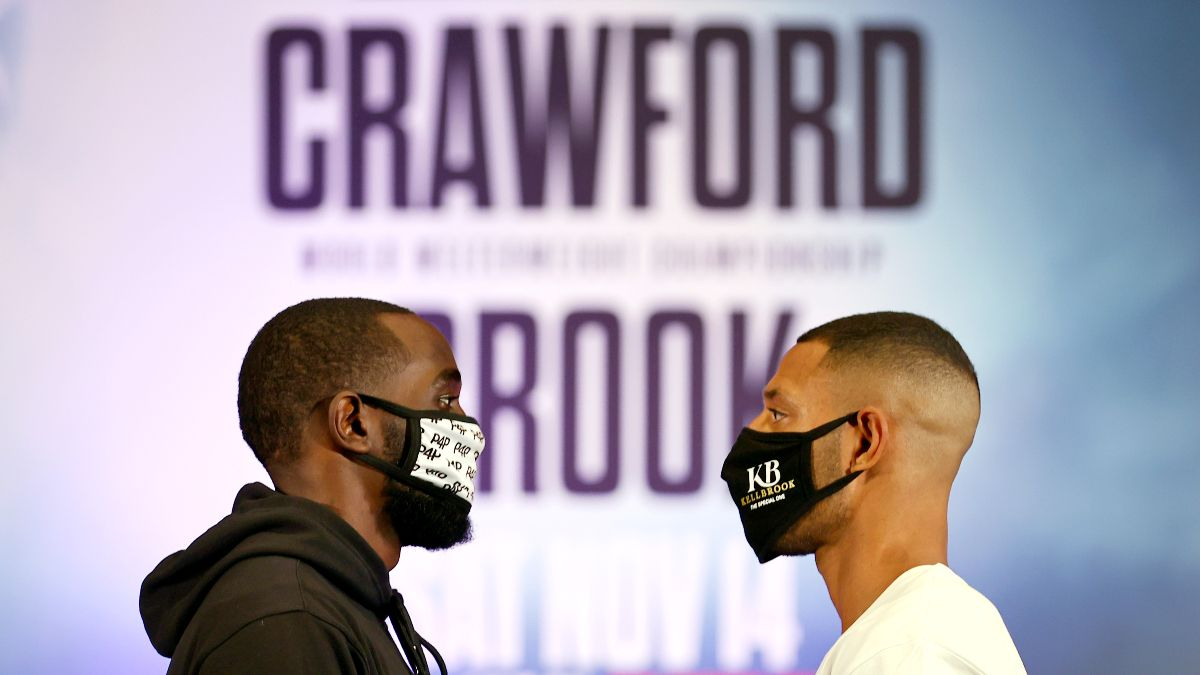 Saturday Boxing Odds, Picks & Predictions for Terence Crawford vs. Kell Brook (Nov. 14) article feature image