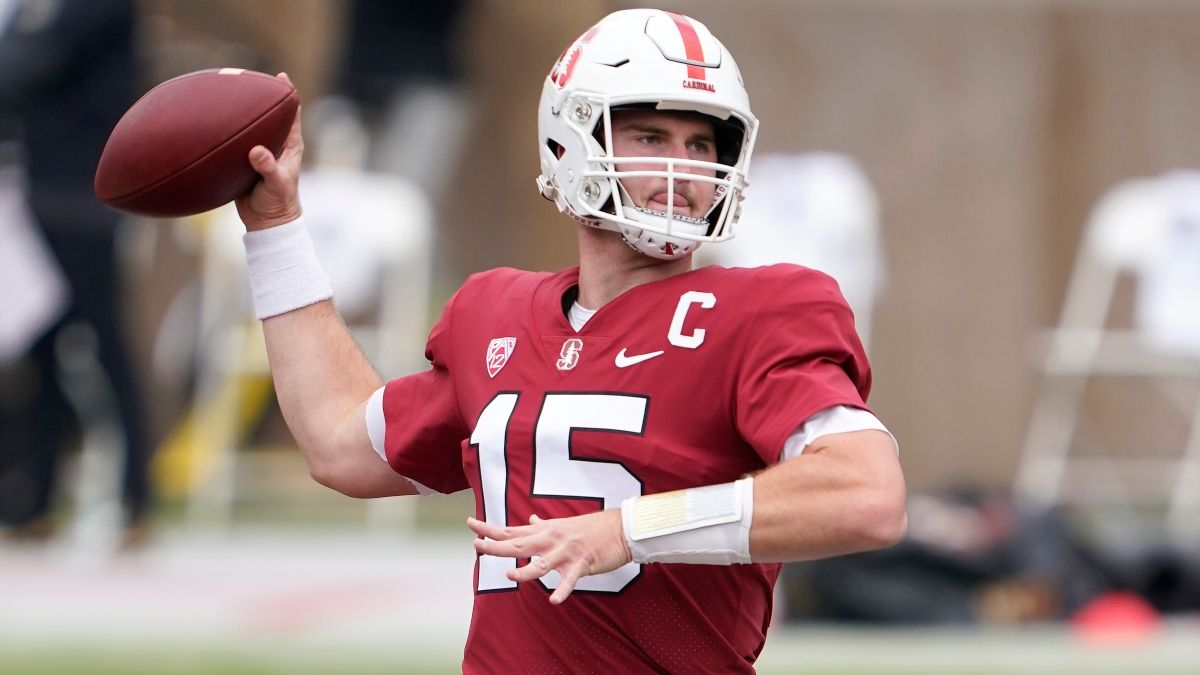 Stanford vs. California Odds & Picks: Bet Cardinal to Cover in The Big Game on College Football Friday article feature image