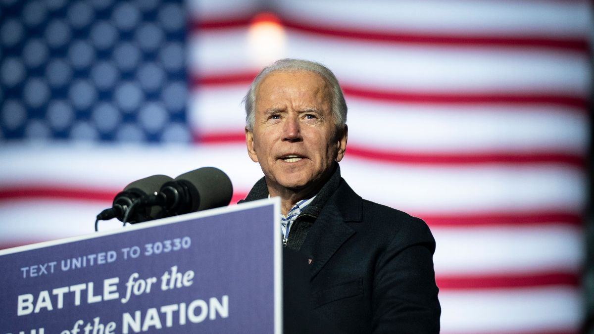 2020 Election Odds & Predictions: Sportsbooks Begin Paying Out Biden Bettors After Electoral College Vote article feature image