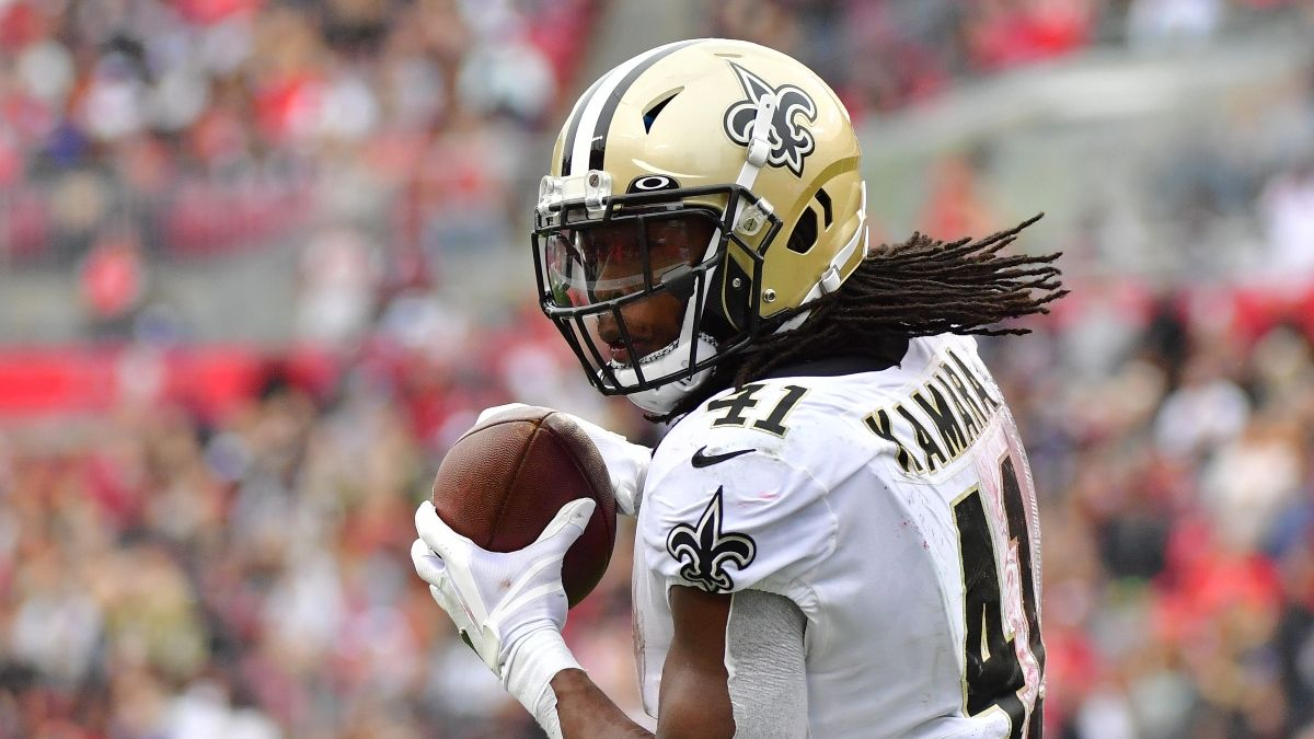 Saints vs. Buccaneers Odds & Picks: 4 Ways To Bet Sunday Night Football article feature image