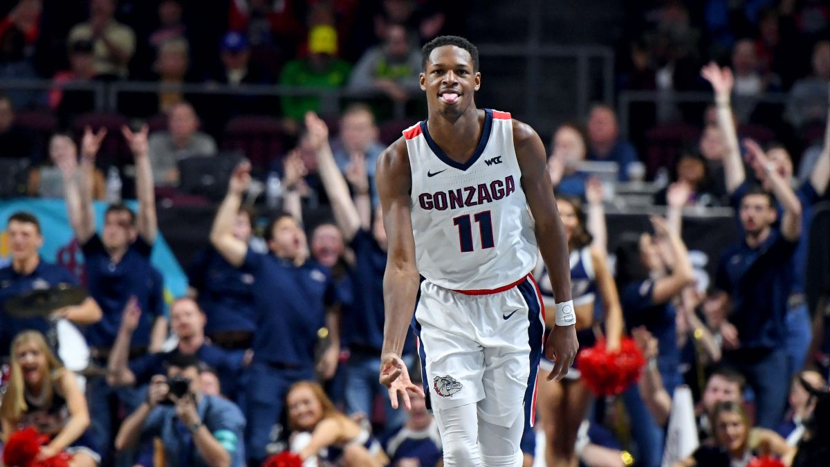 Gonzaga-WVU Promo: Win $125 if Gonzaga Makes a 3-Pointer! article feature image