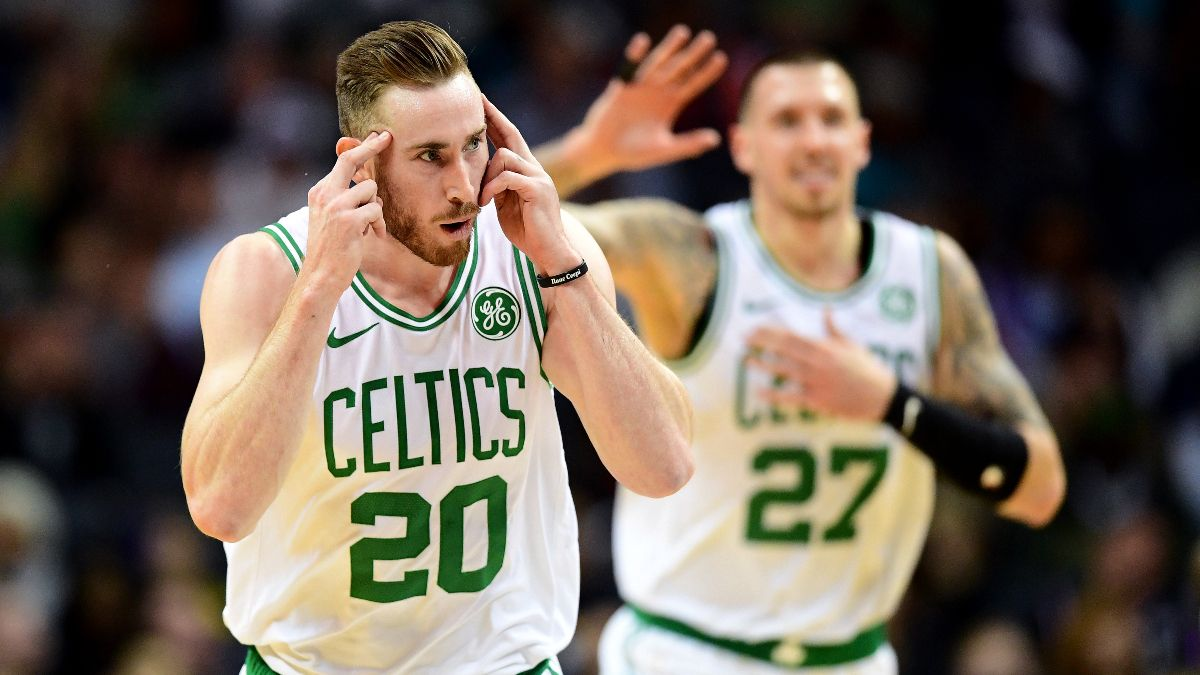 NBA Free Agency Impact: Lakers Improvement, Gordon Hayward's Contract, More article feature image