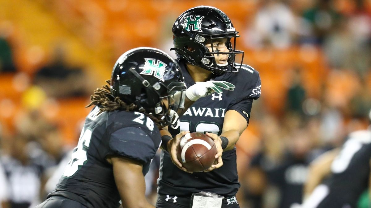 New Mexico vs. Hawaii Odds & Pick: Sharp Action, Projection, Betting System Aligned on Spread article feature image