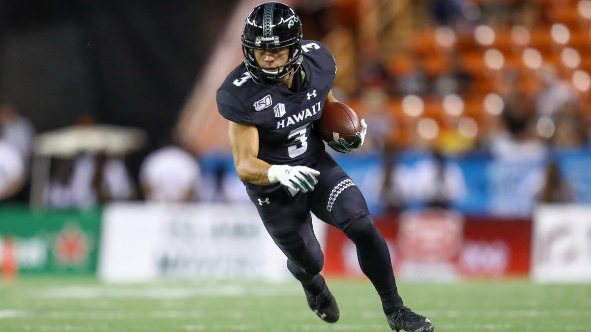 Nevada vs. Hawaii College Football Odds & Picks: How to Bet Saturday's Over/Under article feature image