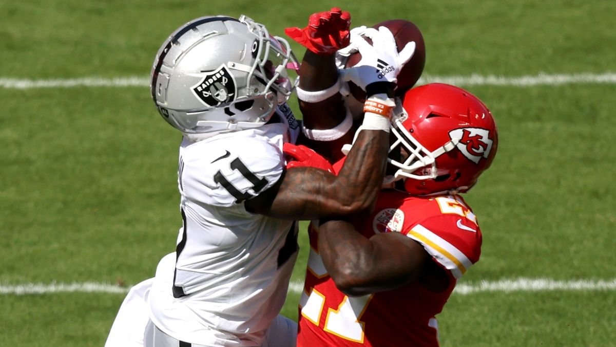 NFL Sunday Night Football Odds & Picks: The Winning System To Bet for Chiefs vs. Raiders article feature image