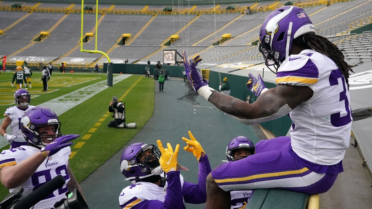 Stuckey: Has Home-Field Advantage Disappeared in the NFL? article feature image