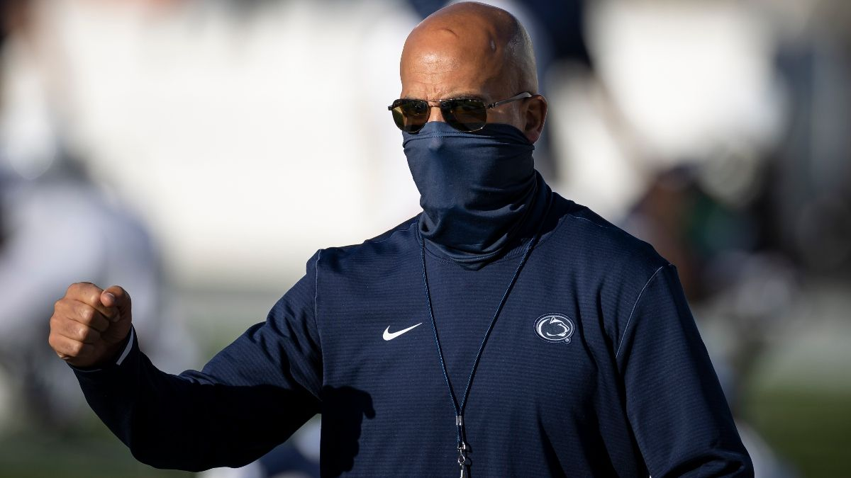 Penn State vs. Nebraska Odds & Pick: Bet on Another Windy Under in Saturday Big Ten Action article feature image