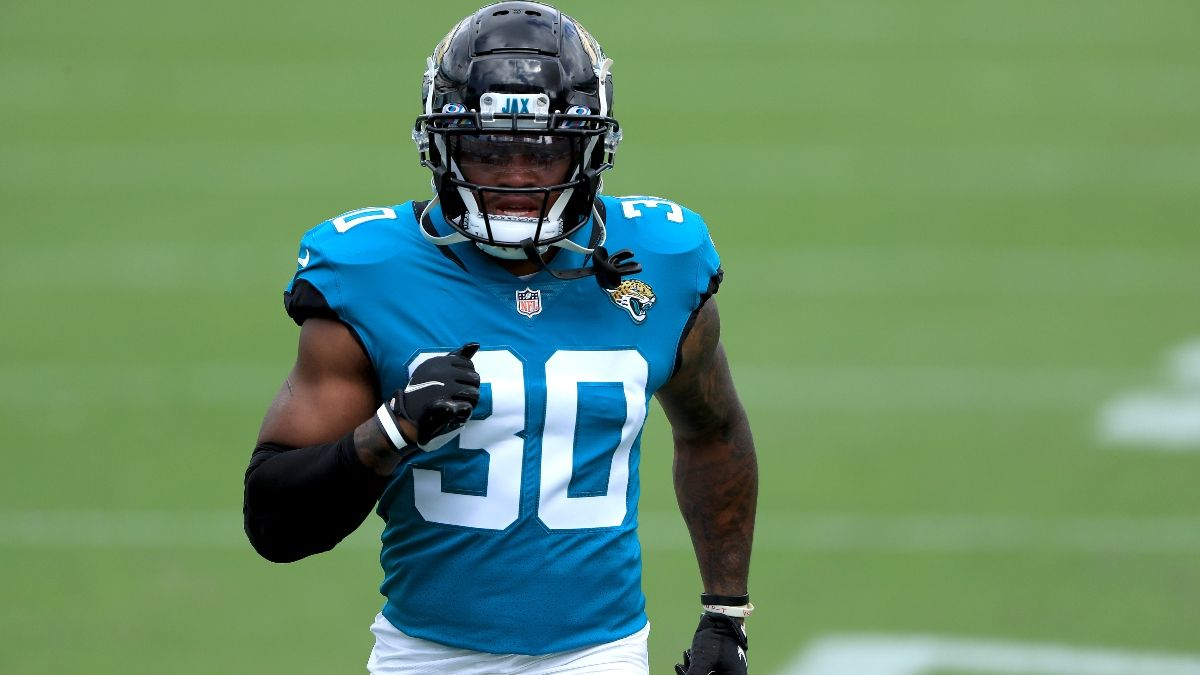 NFL Week 12 Main Slate Player Props: Back the Steady Production of James Robinson (Sunday, Nov. 29) article feature image