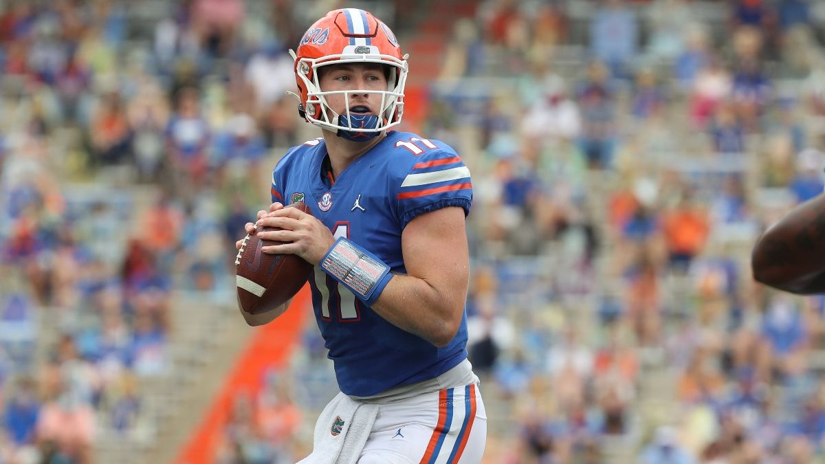 Kentucky vs. Florida Odds & Picks: Bet on the High-Flying Gator Offense on Saturday article feature image