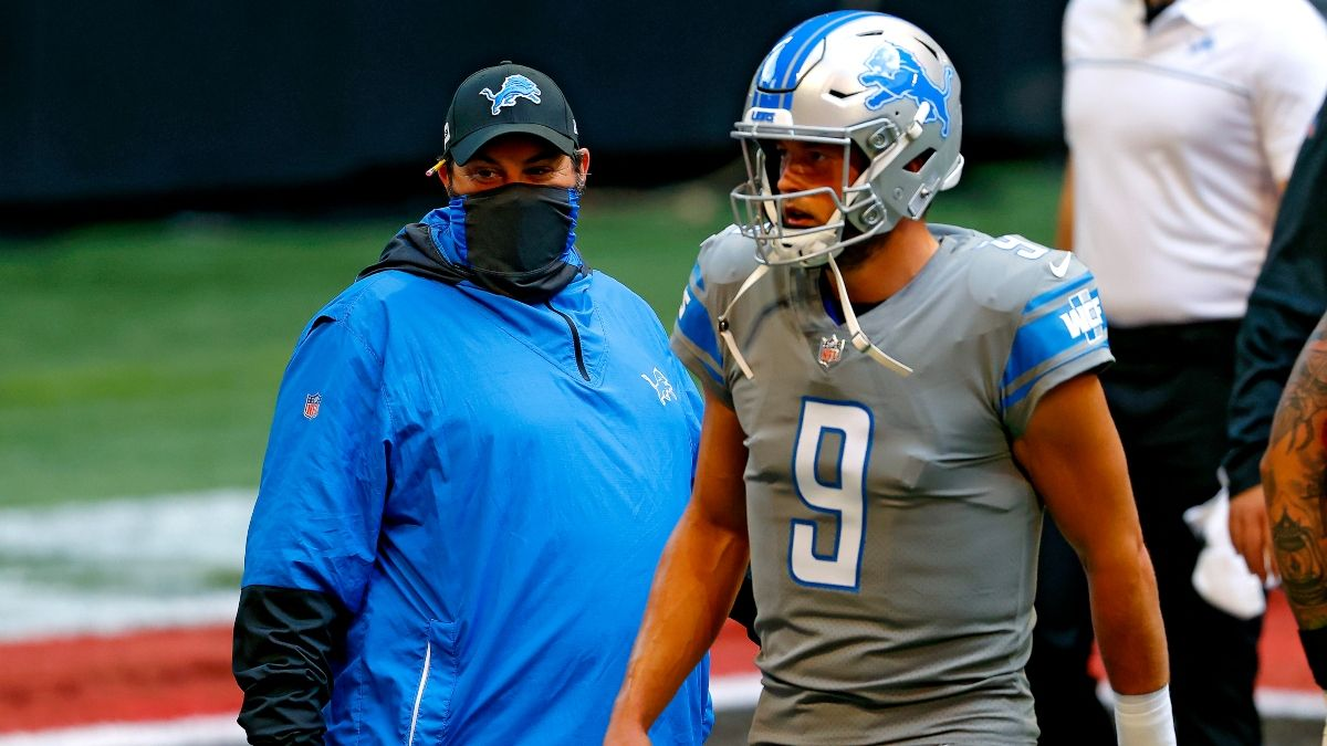 NFL Odds, Picks & Model Predictions: Texans vs. Lions Has Thanksgiving's Biggest Betting Edge article feature image