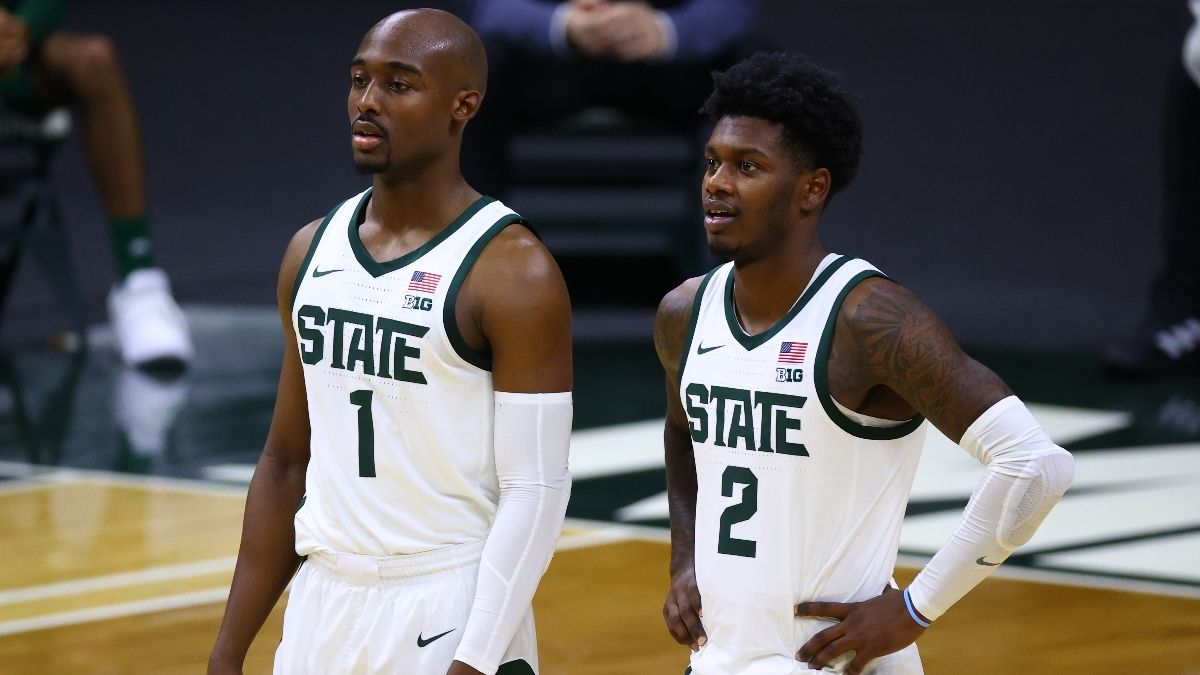 Notre Dame vs. Michigan State College Basketball Odds & Picks: Betting Value on the Fighting Irish (Saturday, Nov. 28) article feature image