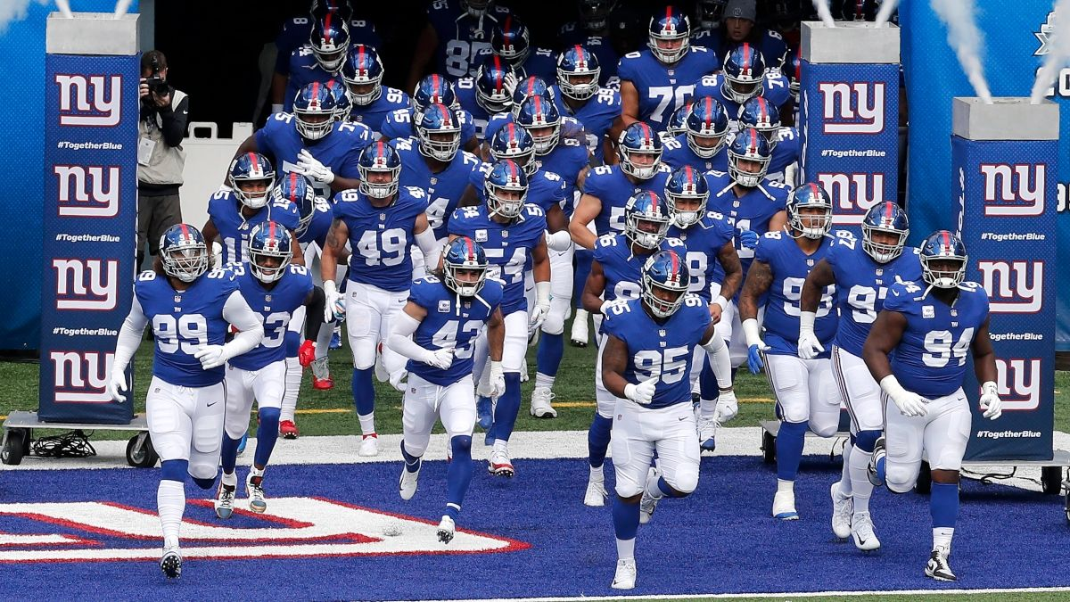 Giants vs. Eagles Odds & Promos: Bet $1, Win $100 if There's at Least 1 Touchdown! article feature image