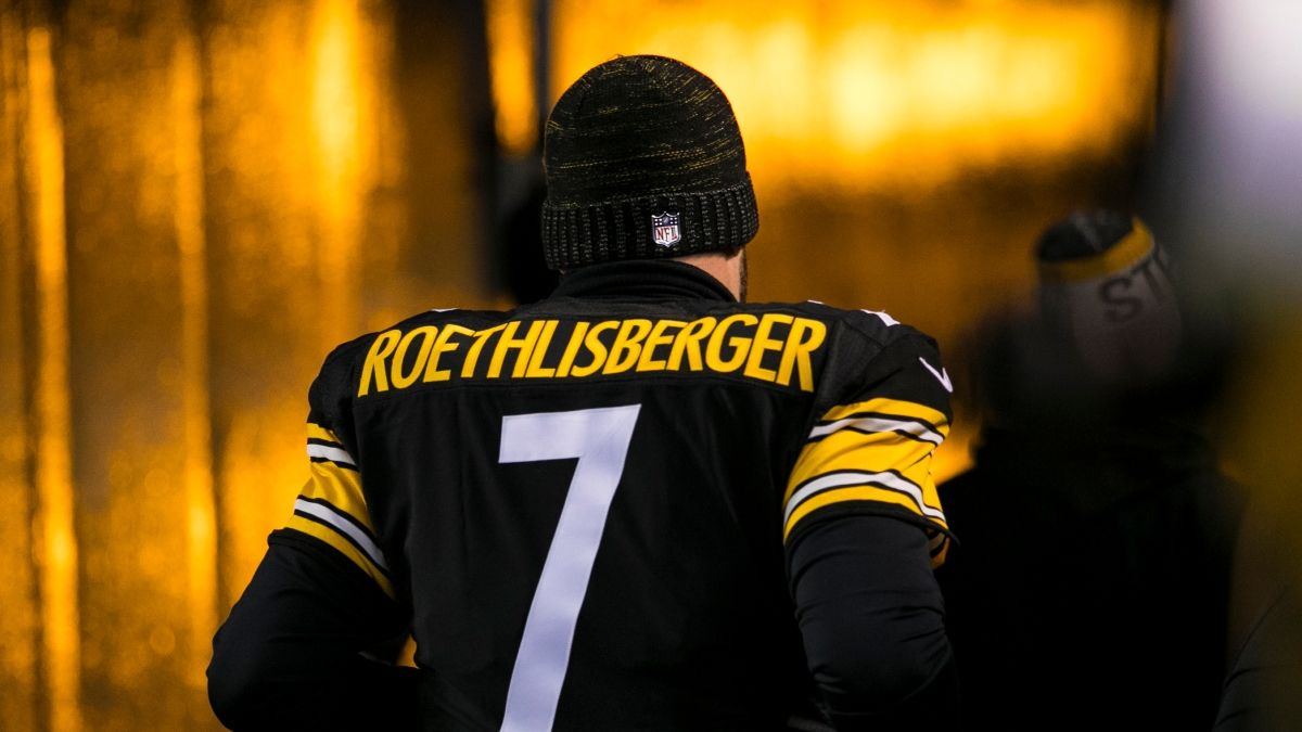 This Ben Roethlisberger Is the NFL Prop To Bet For Monday Night Football article feature image
