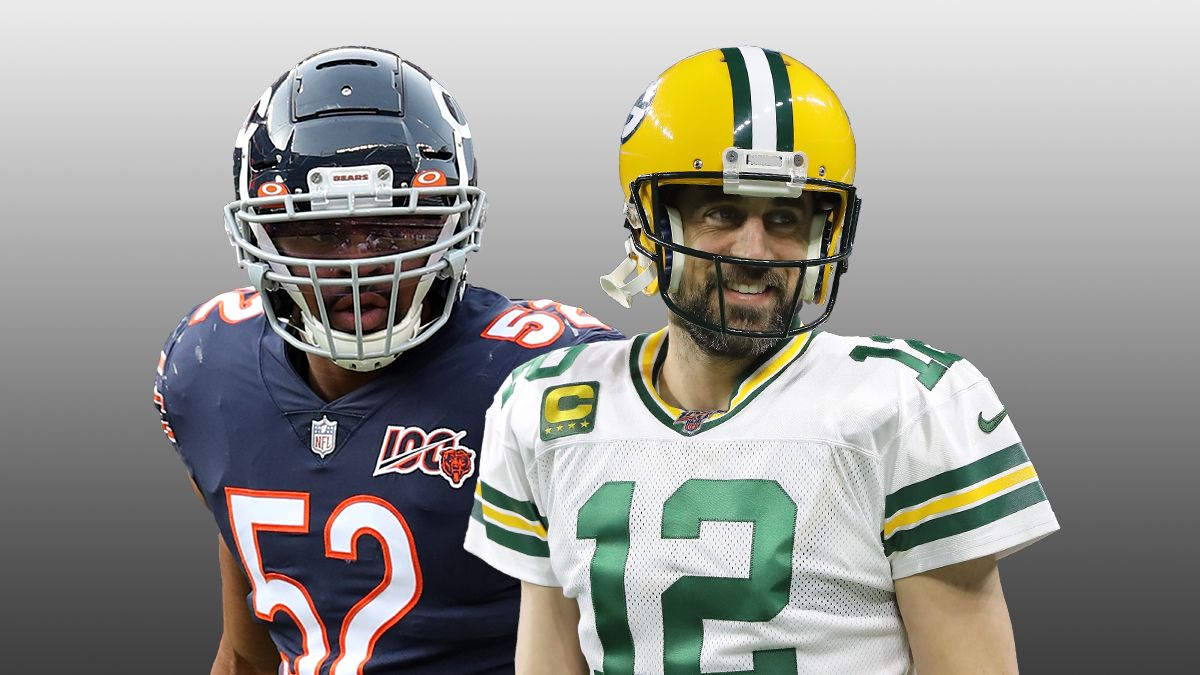 Packers vs. Bears Odds & Picks: How To Bet the Sunday Night Football Total article feature image