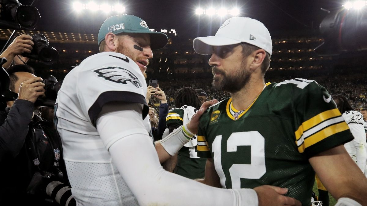 Packers vs. Eagles Odds & Picks: Back A Desperate Philly Team To Cover Sunday's Spread article feature image