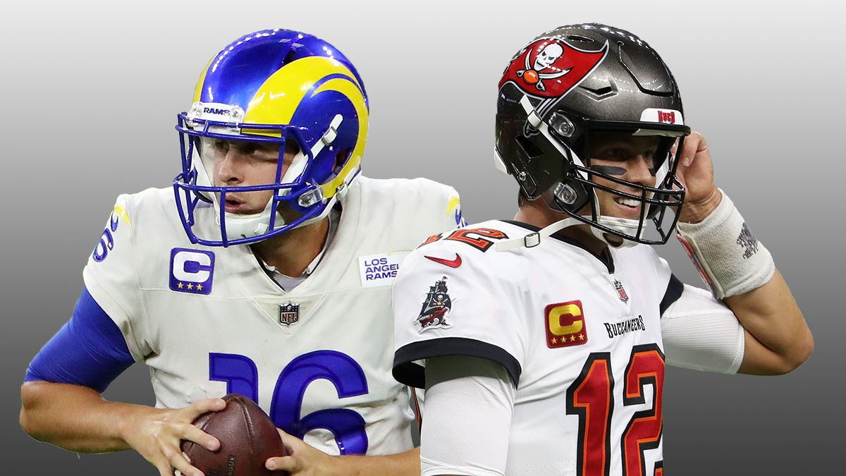 NFL Odds & Picks For Rams vs. Buccaneers: Your Guide To Betting Monday Night Football article feature image