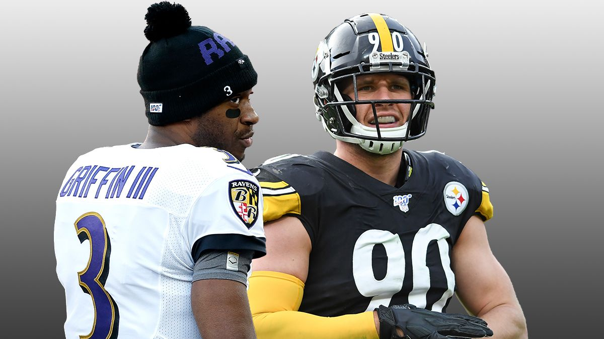 Steelers vs. Ravens Odds & Picks: How To Bet Wednesday's NFL Action article feature image
